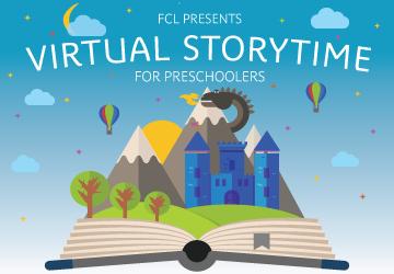 Preschool Virtual Storytime