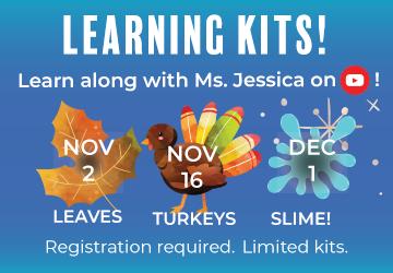 Learning Kits for November