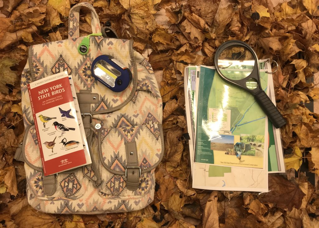 Nature Backpack Kit - Fairmount Community Library Special Item