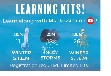 Learning Kits for January