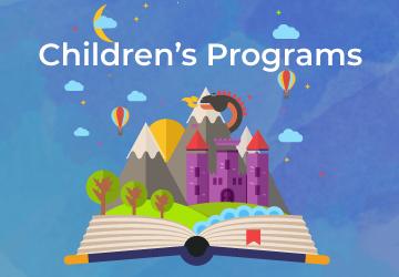 Children's Programs and General Calendar