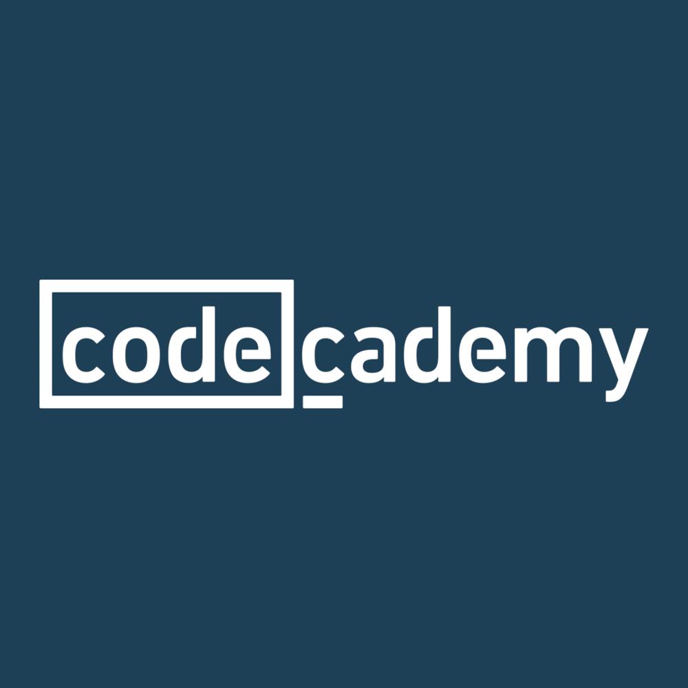 Codecademy logo - CF