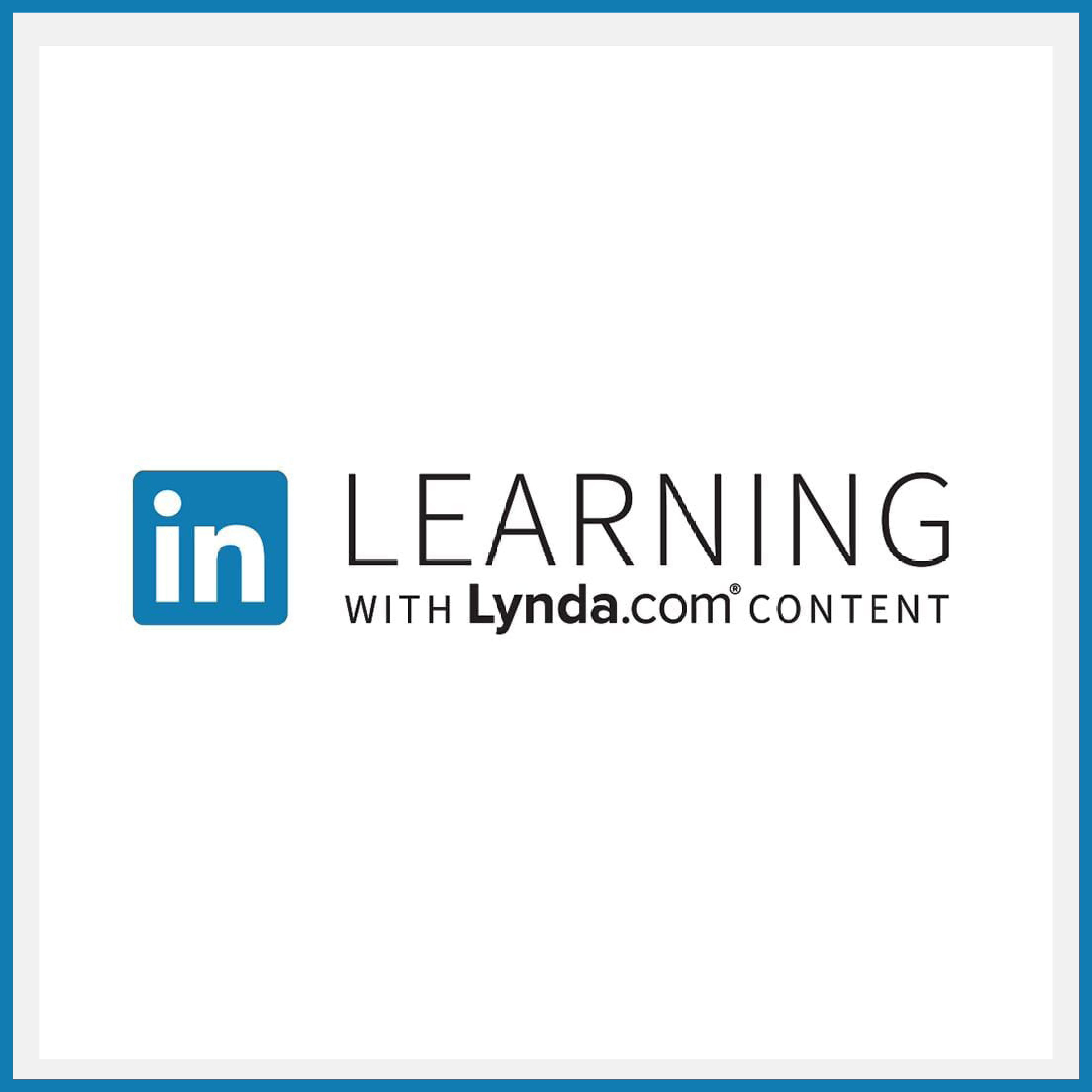 LinkedIn and Lynda have combined to provide personalized and professional learning