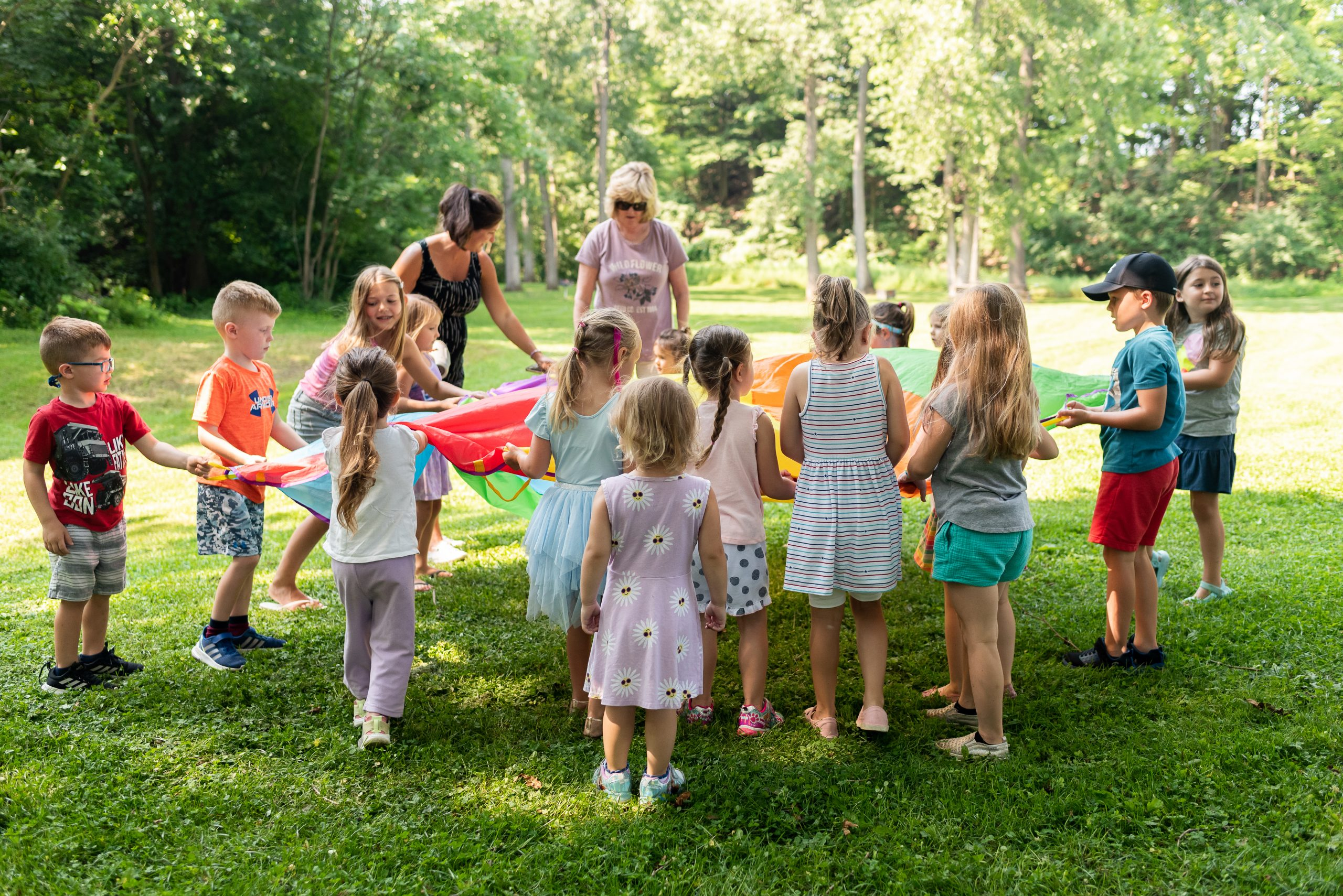 Fairmount Community Library Outdoor Programs and Events in Camillus, Fairmount and Syracuse NY