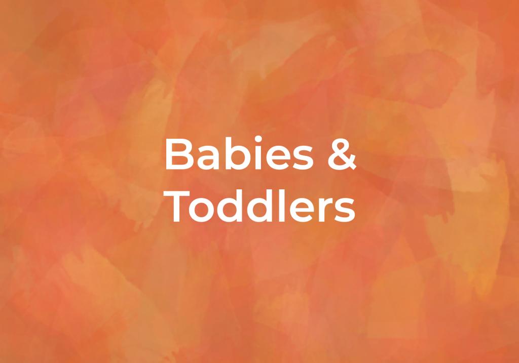 Babies and Toddlers programing for Fairmount Community Library in Fairmount NY, Syracuse NY, Camillus NY
