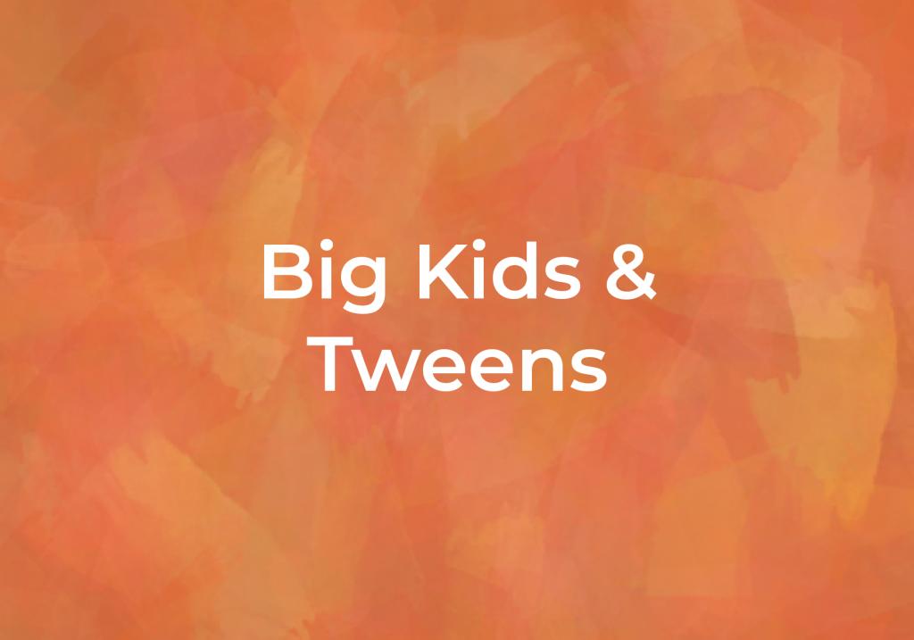 Big Kids and Tweens programing for Fairmount Community Library in Fairmount NY, Syracuse NY, Camillus NY
