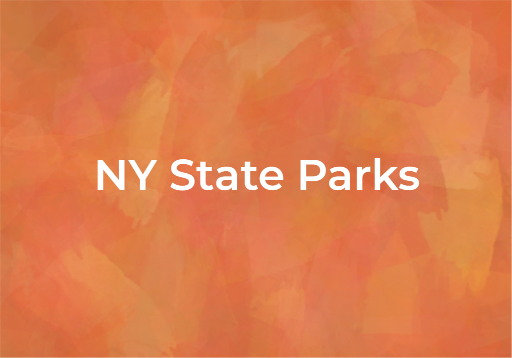 NY State Parks information, passes and happenings, Fairmount Community Library, FCL, in Fairmount, Camillus, Syracuse, New York