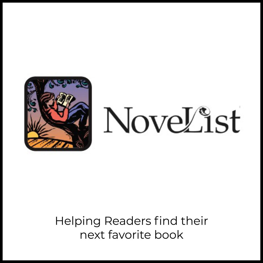NoveList, a book finding resource, is available to patrons through FCL and ONLIB, Fairmount Community Library in Fairmount, Camillus, Syracuse NY