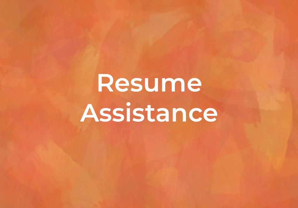 Resume Assistance resources, job search help, Fairmount Community Library, Fairmount, Camillus, Syracuse New York