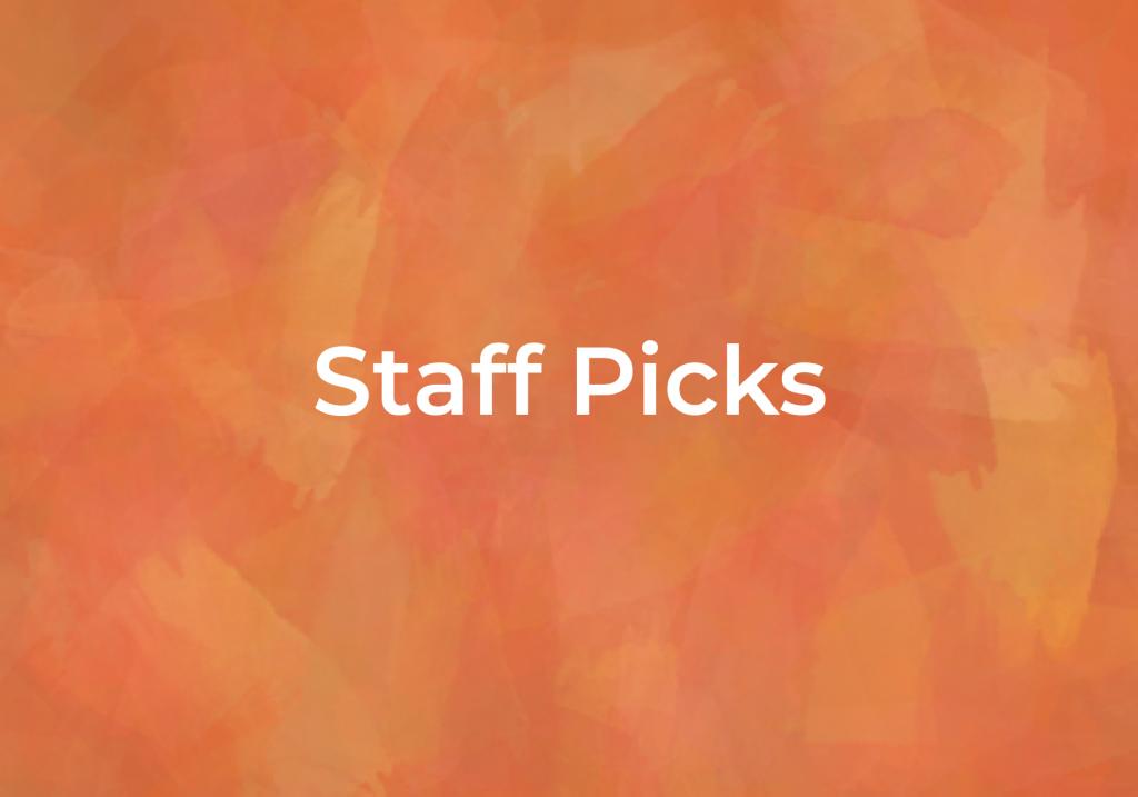 Staff Picks, recommended books, Fairmount Community Library, Fairmount, Camillus, Syracuse New York