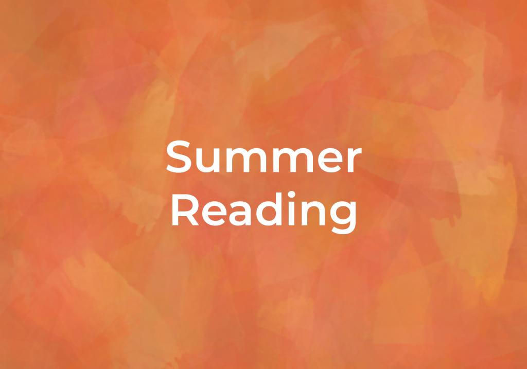 Summer Reading, recommended books, Fairmount Community Library, Fairmount, Camillus, Syracuse New York
